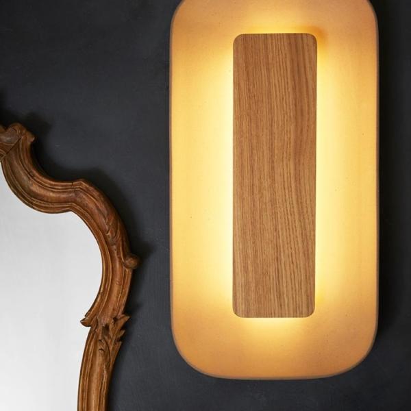 Luminaria decorativa Aura Aplique fabricado por El torrent ambiente