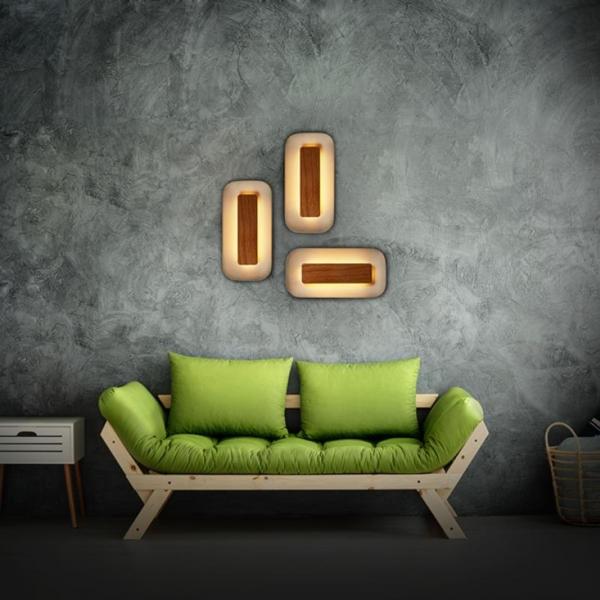 Luminaria decorativa Aura Aplique compor amb fabricado por El torrent