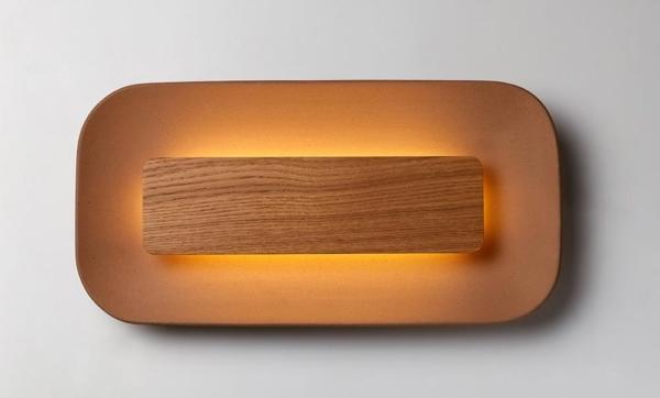 Luminaria decorativa Aura Aplique fabricado por El torrent