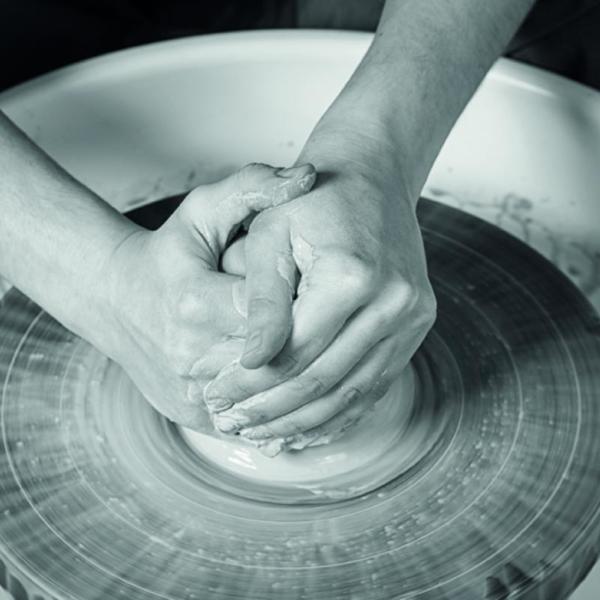 Fabricación de Citric luminaria en porcelana