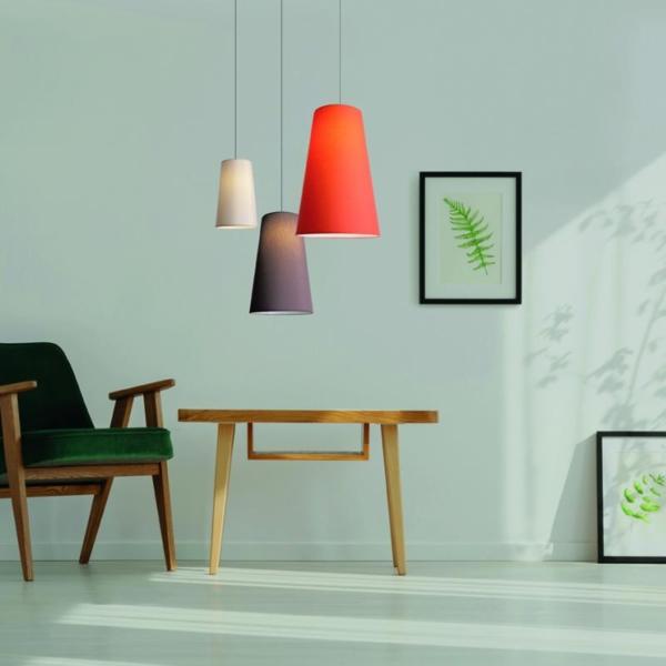 Luminaria Conet composición en casa particular
