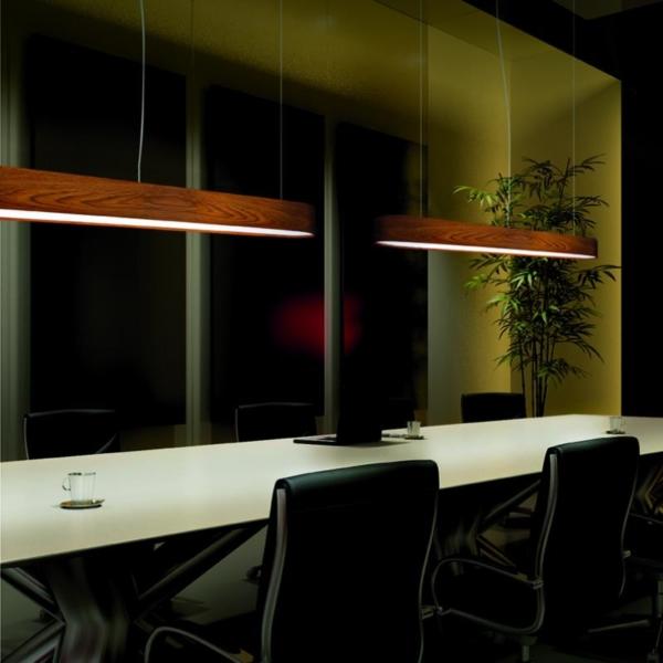 Luminaria en suspensión decorativa Ovla para interior fabricada por El Torrent