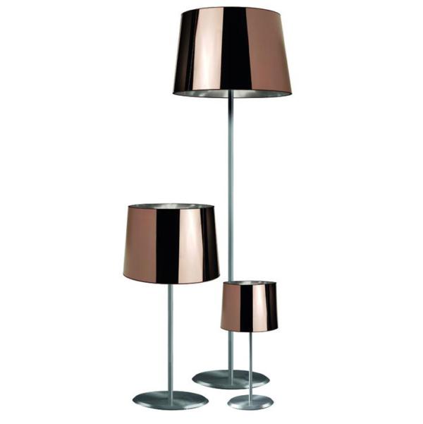 Luminaria de pie y sobremesa decorativa Serena para interior fabricada por El Torrent