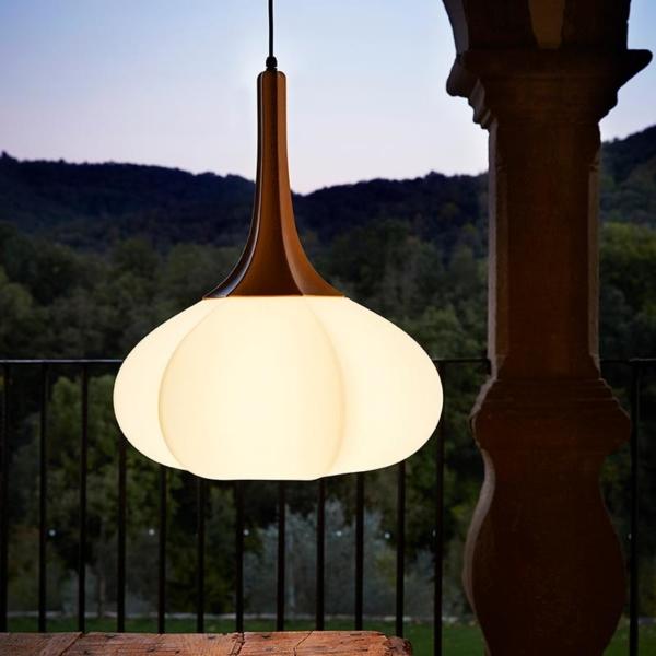 Luminaria decorativa Swell Can Batlle fabricada por El Torrent