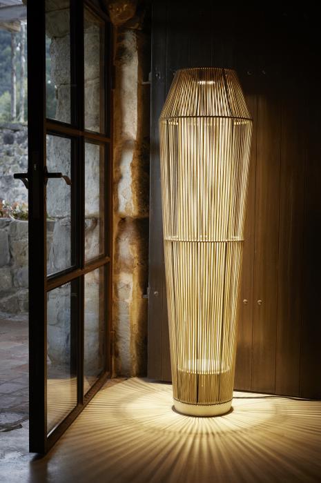 Floorlamp-Koord-eltorrent-para exterior e interior
