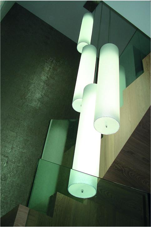 Luminaria Decorativa Tub