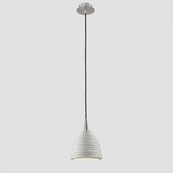 Citric lámpara de suspensión de cerámica fabricada por El Torrent