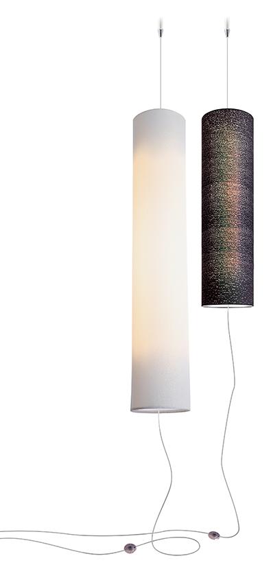 Luminaria decorativa Tub fabricada por El Torrent