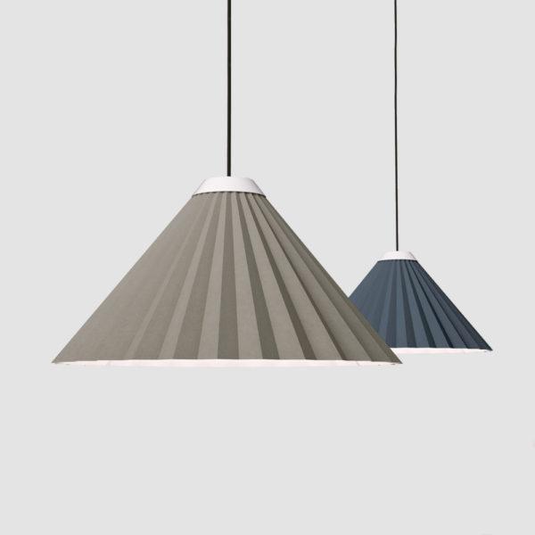 Luminaria Decorativa Plise-colgante-detalle-eltorrent