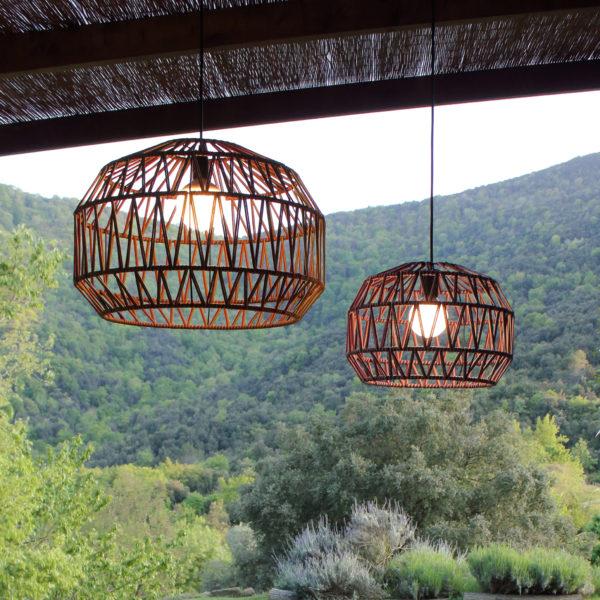 Luminaria decorativa para exterior Bauma