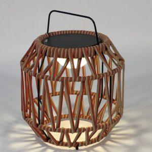 Luminaria decorativa Bauma sobremesa fabricada por El Torrent